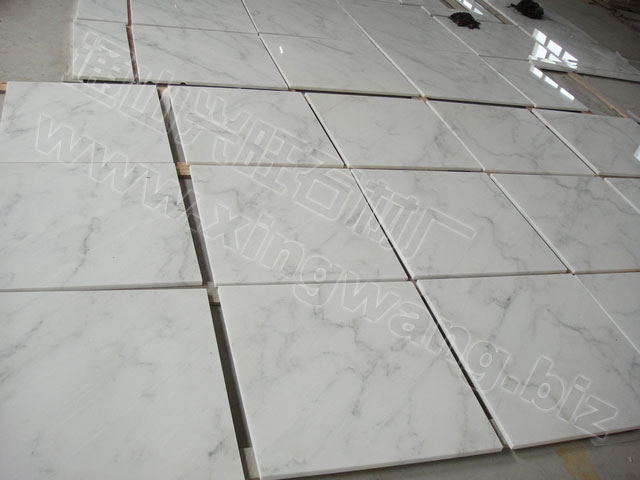 Tile Flooring China White